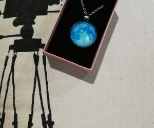 blue, special, and gift image