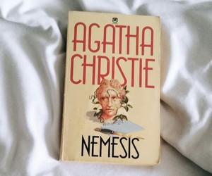 agatha christie and nemesis image