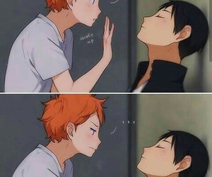 anime, boy, and haikyuu image