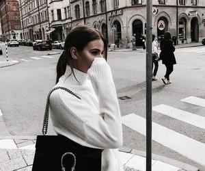 fashion, city, and bag image
