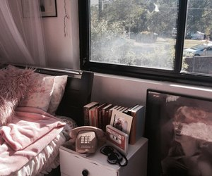 bedroom and tumblr image