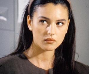 actress, face, and italian image