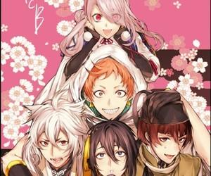 anime boys, mikazuki munechika, and imanotsurugi image