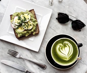 food, green, and breakfast image
