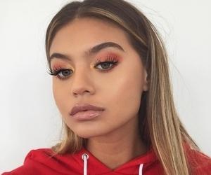 contour, highlighter, and makeup image