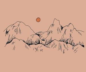header, art, and moon image