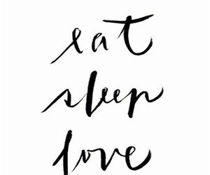 love, quotes, and eat image