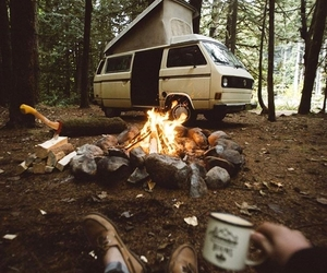 adventure, camping, and car image