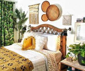 bedroom, bohemian, and boho image