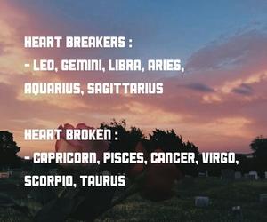 astrology, horoscope, and zodiac image
