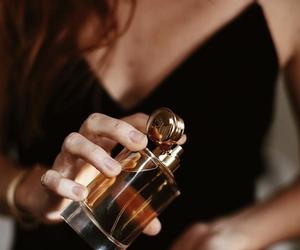 dress, fashion, and perfume image
