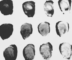 aesthetic and fingerprints image