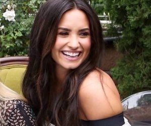 demi lovato, beauty, and smile image