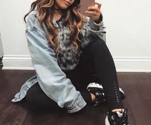 adelaine morin, aesthetic, and fashion image