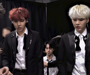jin, v, and rm image
