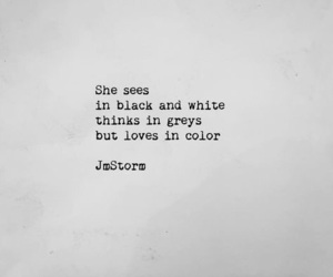 quotes, black and white, and grey image