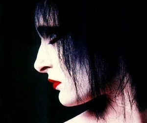 80's, dark, and siouxsie sioux image