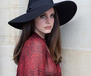 lana del rey and aesthetic image