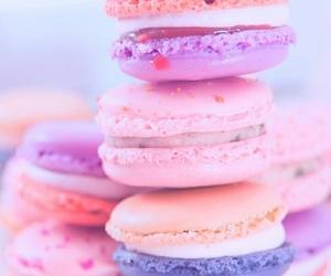 sweet, wallpaper, and macaron image