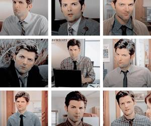 funny, parks and rec, and parks and recreation image