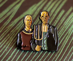 american gothic, art, and artist image