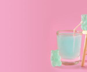 pink, bear, and pastel image