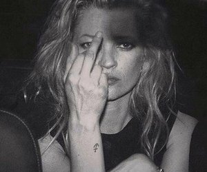 kate moss, beauty, and model image