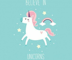 unicorns, follow me, and believeinunicorns image