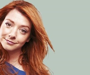 actrice, alyson hannigan, and lily image