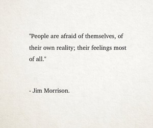book, Jim Morrison, and quote image