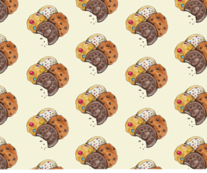 biscuits, Cookies, and wallpaper image
