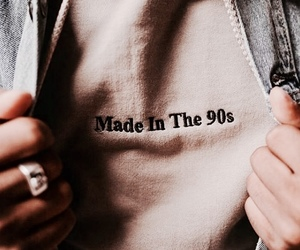 90s, born, and fashion image
