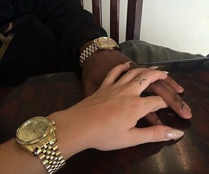 couple, goals, and watch image