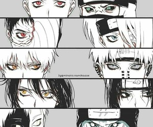 akatsuki, pain, and kisame image