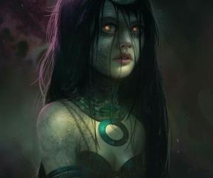 alternative, Darkness, and Grudge image