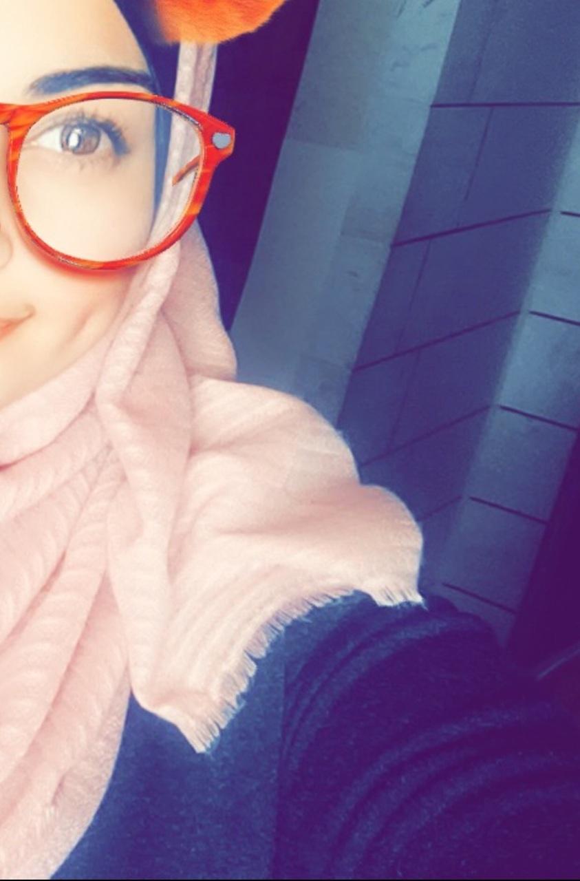 girl, hijab, and nice image