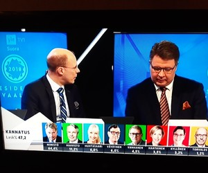 finland, finnish, and election image