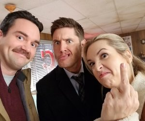 actor, actress, and awesome image