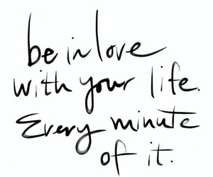 life, quotes, and love life image