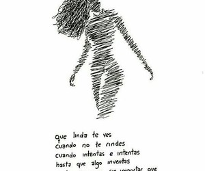 woman, frases, and citas image