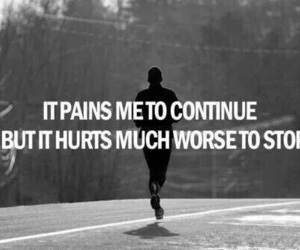 fitness, motivation, and pain image