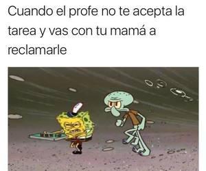 memes, cosas chistosas, and español image