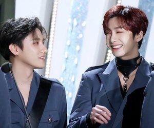 kpop, kihyun, and im image