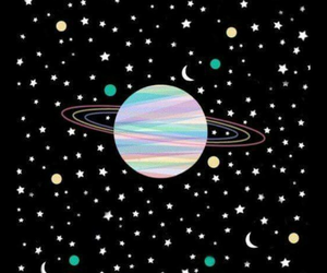 wallpaper, planet, and space image
