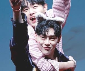 jbj, hyunbin, and kwon hyunbin image
