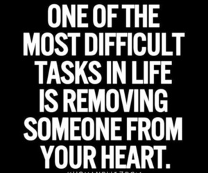 quotes, heart, and difficult image