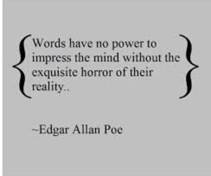edgar allan poe and quotes image