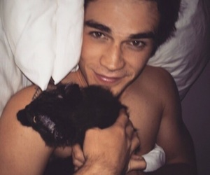 puppy, kj apa, and riverdale image
