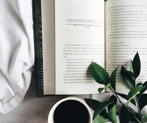 aesthetic, bed, and coffee image