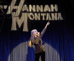 hannah montana and miley cyrus image